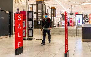 Myer begins reopening some of its stores today
