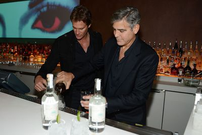 Tinseltown love to slam champers... and tequila shots! <br/><br/>According to <I>E! News</i>, George and Amal filled ice buckets with 250 bottles of <b>$200</b> champagne... meaning that guests downed <b>$50,000</b> worth of bubbly. <br/><br/>And if they were craving harder liquor, 200 bottles of Grey Goose were also on hand... setting the couple back <b>$8,000</b>.<br/><br/>Lucky for the celeb crowd, they also scored <b>$30,000</b> worth of George's Casamigos Tequila in case they needed a night cap. <br/>