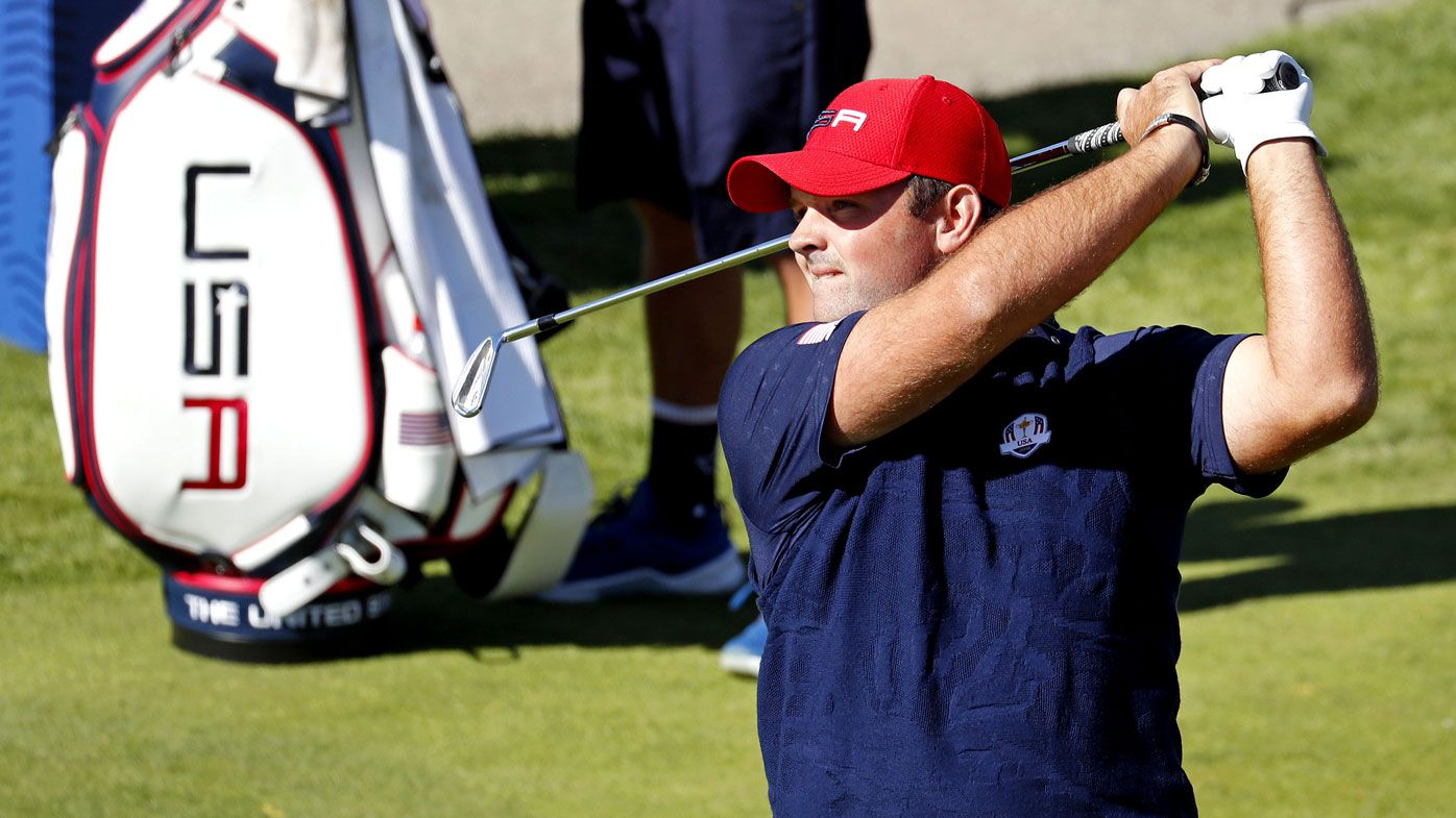 Masters champion Patrick Reed slams US team following Ryder Cup loss