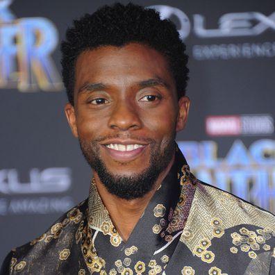 Chadwick Boseman, Hollywood premiere, Black Panther, 2018