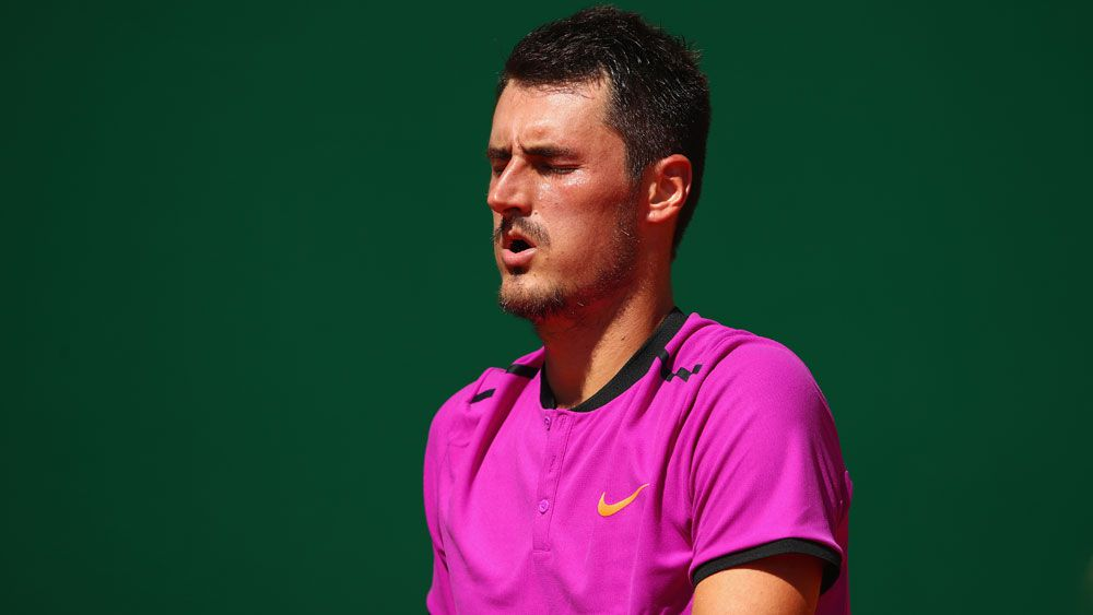 John Newcombe's serious fears for Tomic
