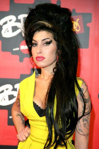 Dead, celebrities, age 27 club, Amy Winehouse