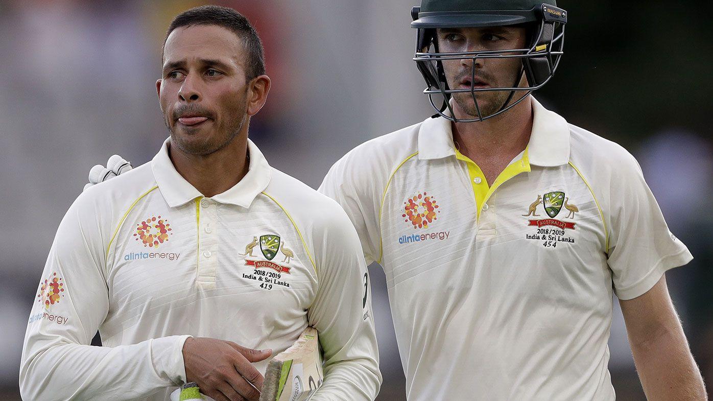 Usman Khawaja brother   Test batsman speaks on family drama after Sri Lanka century