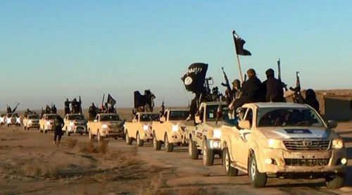 Islamic State has been fighting for control of its home since the group's emergence. (AAP)