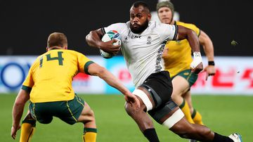 Wallabies star cited for high hit on Fijian flyer