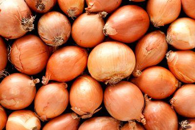 Onions: 4.73g sugar per 100g