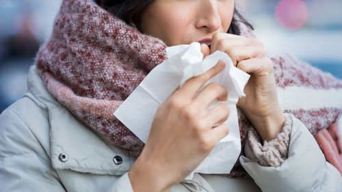 Cold and flu in winter