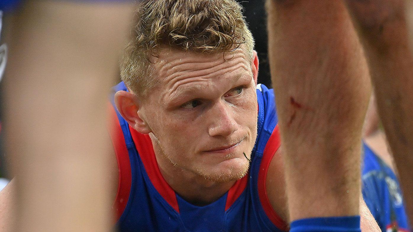 Adam Treloar admits intense media scrutiny 'quite challenging' after bounceback performance