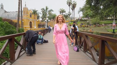 Catriona Rowntree Getaway 2020 Scenic Eclipse Chile