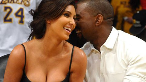 Kim confirms Kanye will be on <i>Keeping Up with the Kardashians</i>