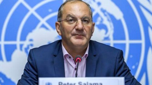Dr Peter Salama WHO