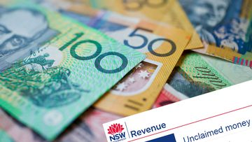 NSW residents are being urged to check whether they are eligible for part of $442 million being held by the state's revenue department.