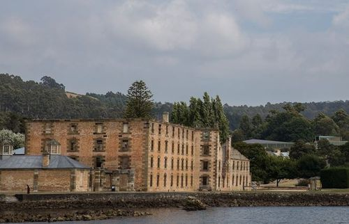 Port Arthur Historic Site. (AAP)