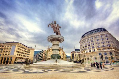 2. Skopje, Macedonia