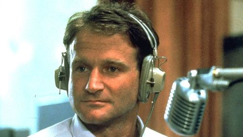 Good Morning Vietnam starring Robin Williams was loosely based on his experiences. (Image: AP)