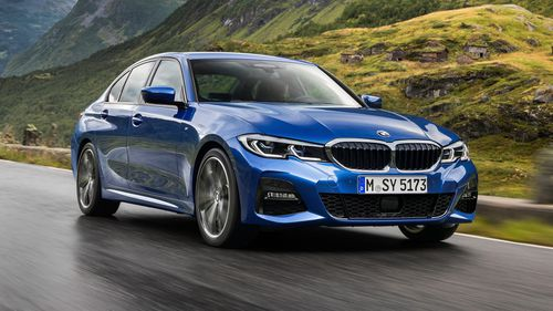 The larger all-new 3 Series can hit 100km/h in just 4.4 seconds and will be in showrooms this March.