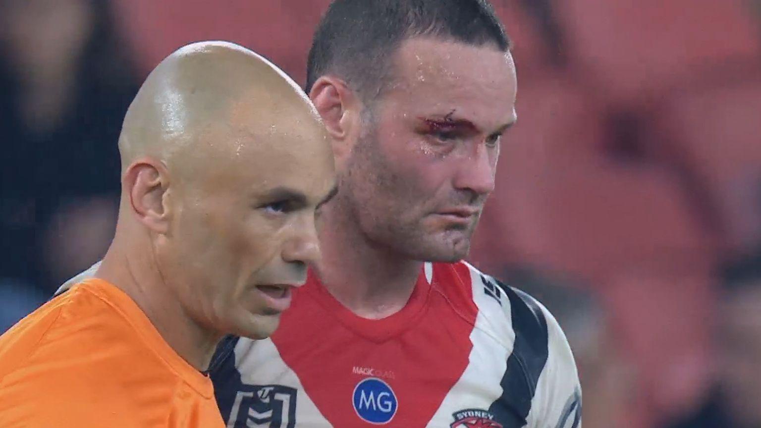 St George-Illawarra Dragons star Josh Kerr 'would die for rugby league'