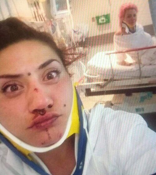190430 Sydney crash Snapchat video hospital selfie News Australia