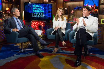 Andy Cohen, Lori Loughlin