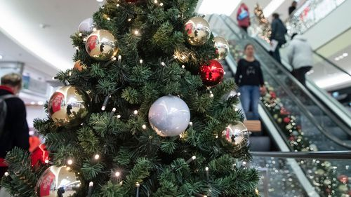 Retailers suffer more than a third of their losses at Christmas time.