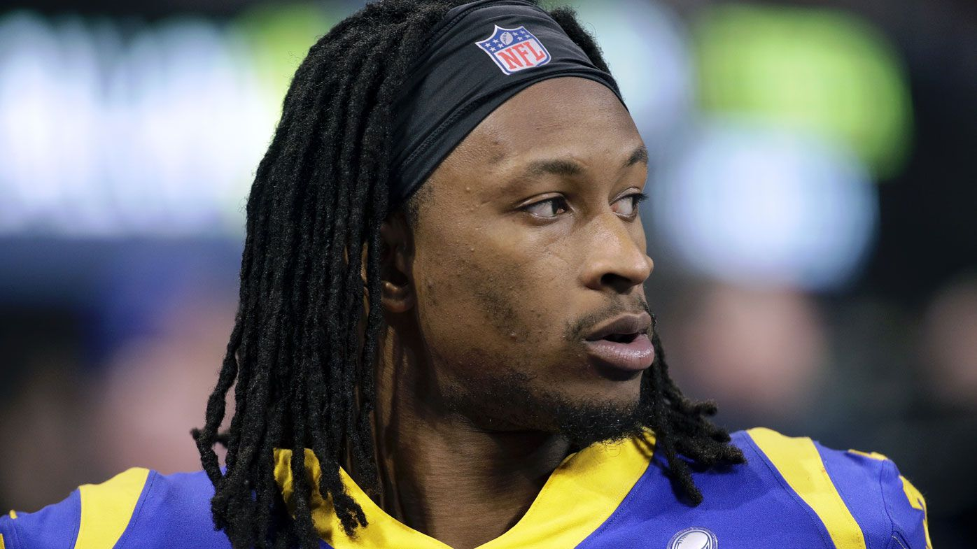 Todd Gurley 'feeling fine' despite limited game time in Super Bowl 53 loss to New England Patriots