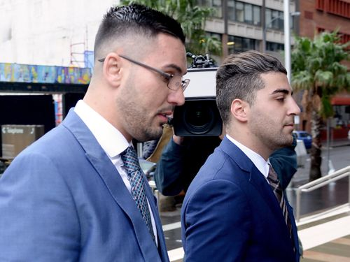 """A judge slammed the disgraced businessman for attempting to have the case adjourned """"at the eleventh hour"""". Picture: AAP"""