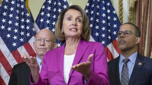 Speaker Nancy Pelosi is standing firm on no funding for a border wall.