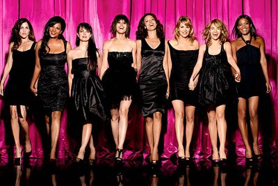 The female equivalent of <I>Queer as Folk</I>, <I>The L Word</I> features lipstick lesbians, drag kings and everyone in between.