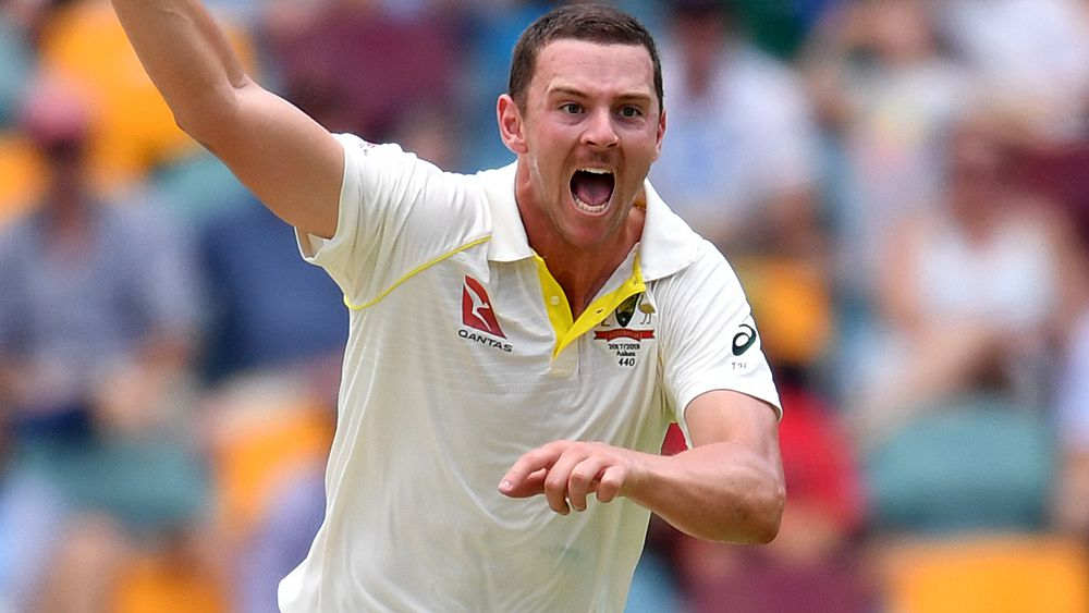 Ashes 2017: Australian bowler Josh Hazlewood is day-night master