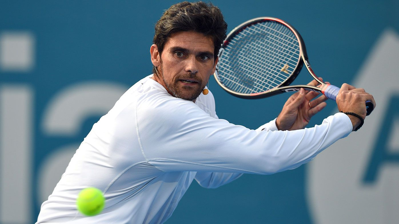 Aussie Mark Philippoussis plays role in Novak Djokovic Wimbledon title
