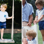 All the times Prince George dressed like dad Prince William