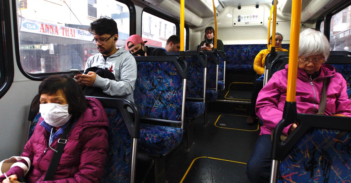Expect paranoia on public transport and around others, psychologist warns