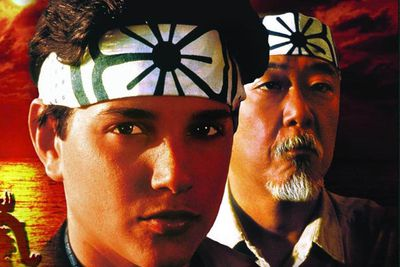 "The original Karate Kid inspired a generation of kids to ""wax on, wax off""."