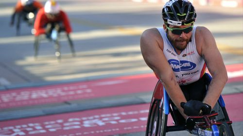 Kurt Fearnley is to watch out for as an Aussie medal prospect for the 2018 Commonwealth Games