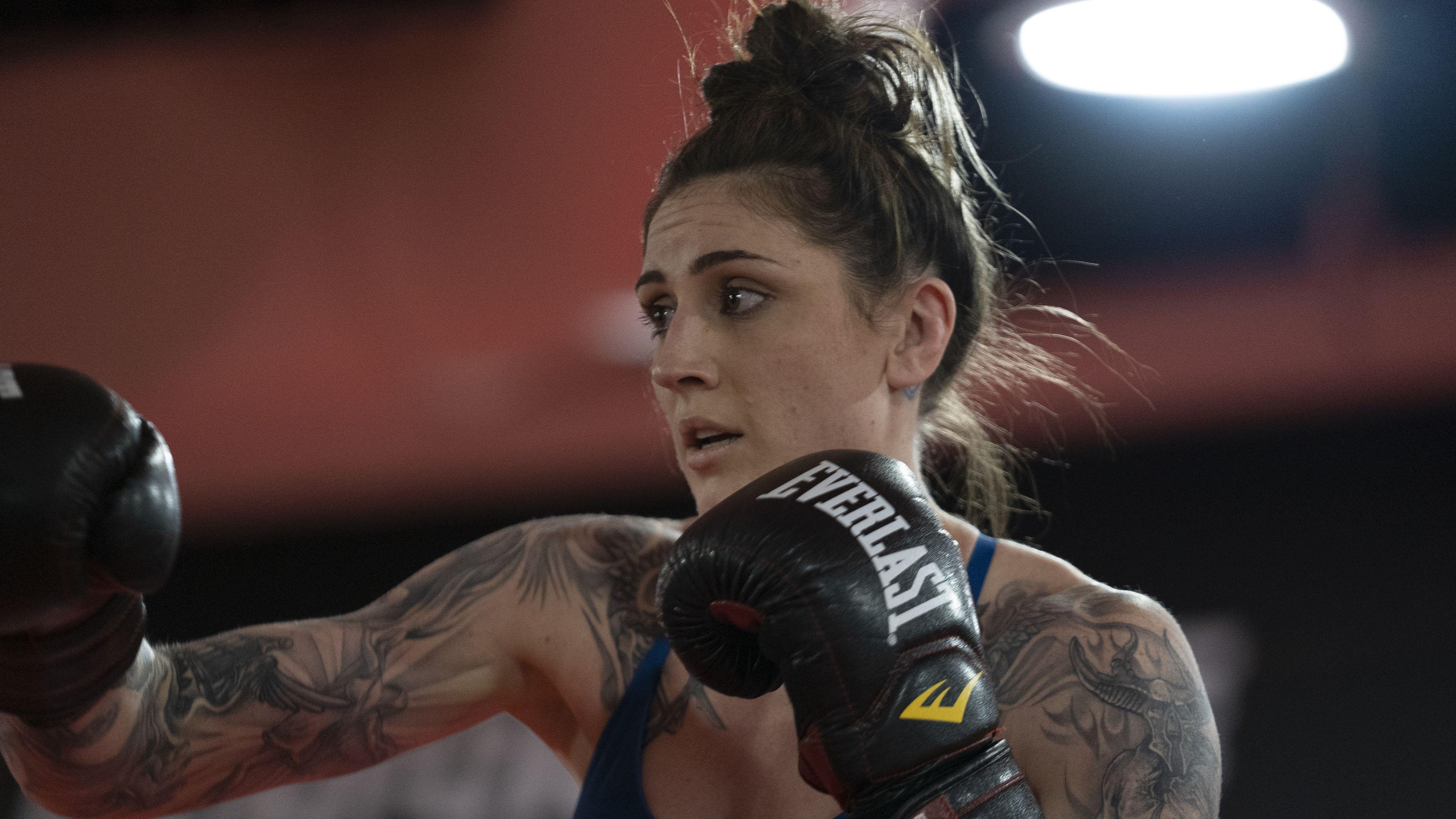 EXCLUSIVE: Megan Anderson ready for historic world title shot against Amanda Nunes