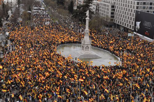 Madrid march