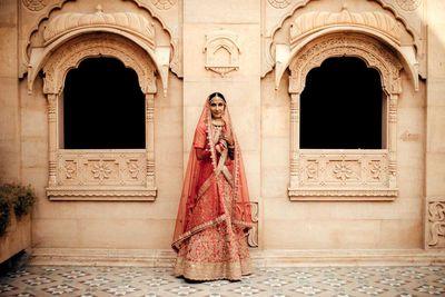 <strong>Jaisalmer, India</strong>