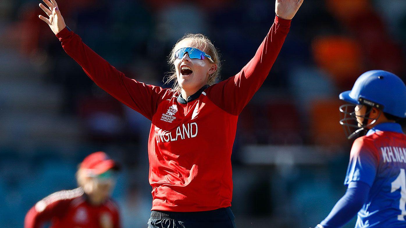 England thrash Thailand at T20 World Cup