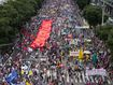 Mass protests as Brazil passes half a million COVID-19 deaths