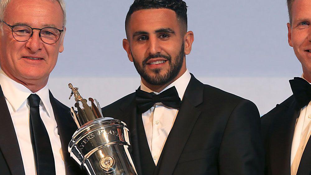 Mahrez wins English PFA award