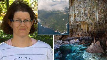 Christmas Island Cave Rescue Katherine Comparti