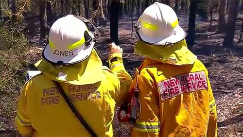A Total Fire Ban has been issued for the NSW Greater Hunter Region as the remnants of a heatwave, low humidity and strong winds create a 'Very High' fire risk.