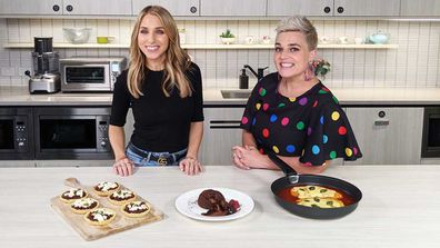 Britt Cohen and Jane de Graaff step back to the 1990s for some foodie nostalgia