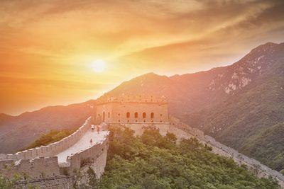 <strong>Great Wall of China,Huairou, China</strong>