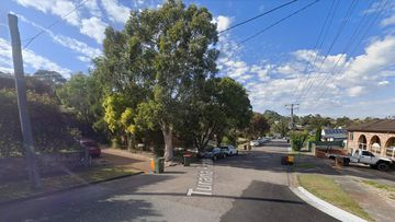 A woman has been sexually assaulted after a man broke into her Newcastle home and threatened her at knifepoint.