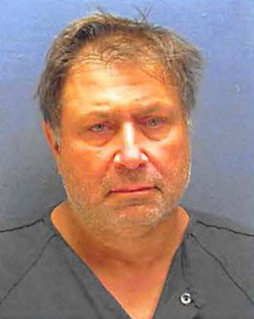 Paul Caneiro, 51, was charged with setting fire to his home Tuesday (local time) in Ocean Township.