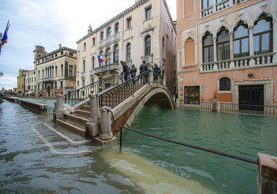 The November floods