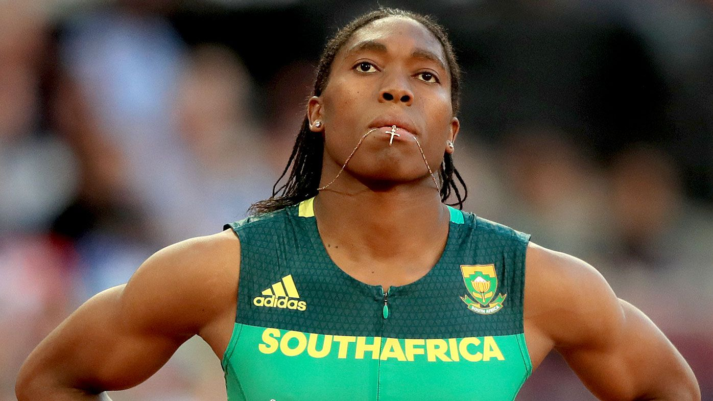 New study shows Caster Semenya has an advantage, according to IAAF