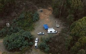 Dig for stillborn bodies at controversial sect headquarters in NSW
