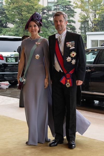 Princess Mary in Japan, October 2019